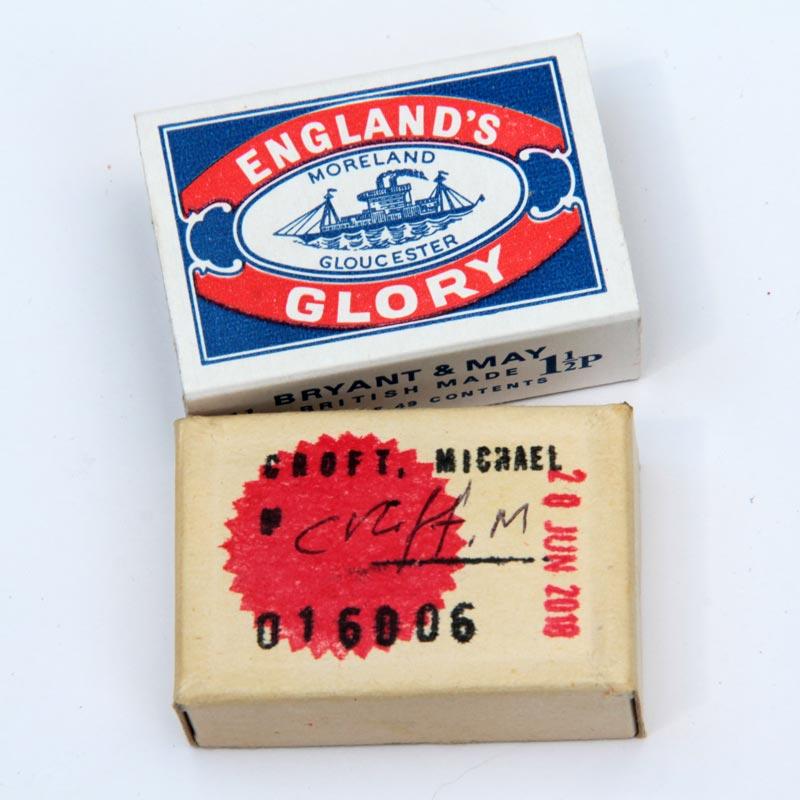 England's Glory | Michael Croft | Artist