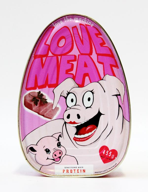 Love Meat: Tin of Ham. Michael Croft | Art | Artist