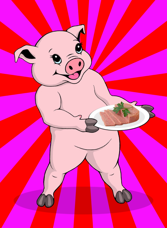 Love Me Love Meat   Serving Suggestion   Michael Croft