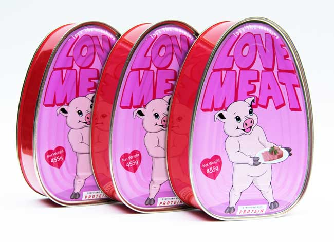 Love Meat: Serving Suggestion