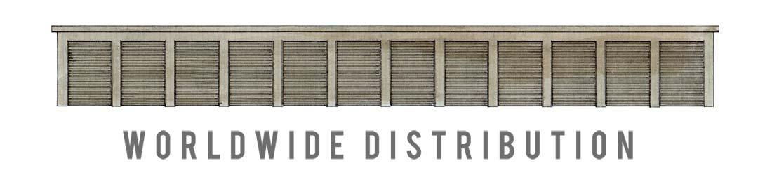 Distribution Centre | Michael Croft | art | artist
