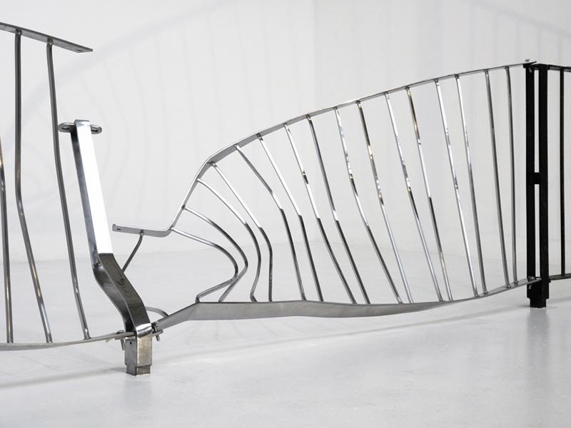 Michael Croft sculpture. RETARD.