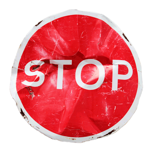 STOP! Michael Croft. Artist.