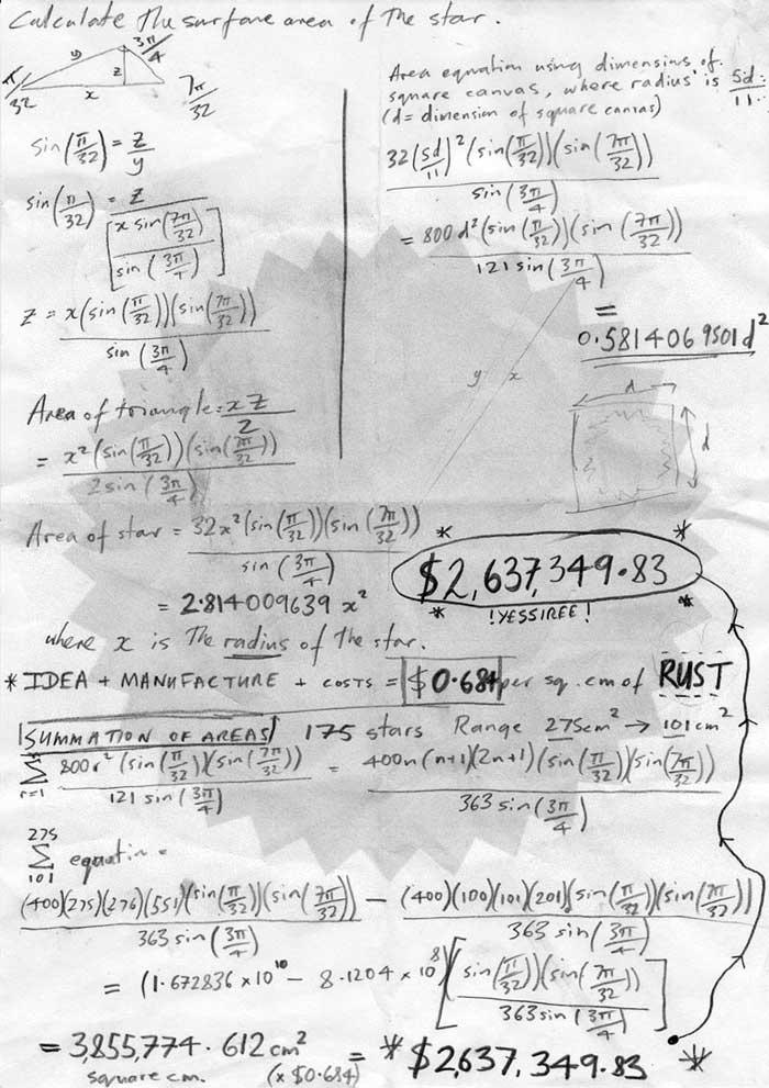 Greed Calculation. Superstar. Michael Croft